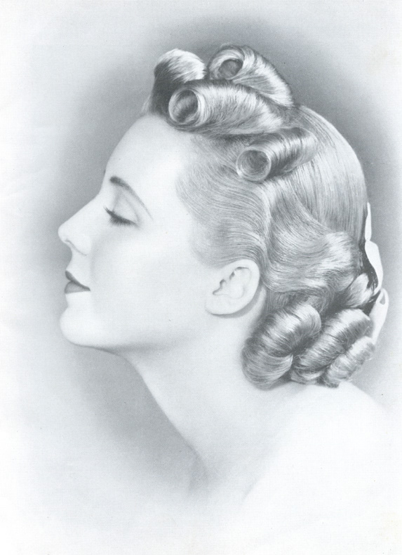 1930s hairstyles for women. It appearance accepted 1930's hairstyles ...