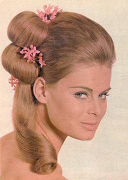 Вінтажні весільні зачіски