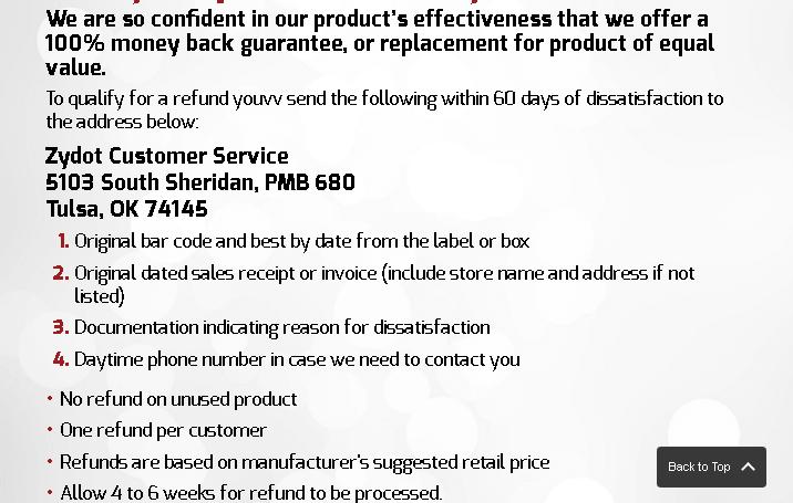 ultra cleanse detox shampoo